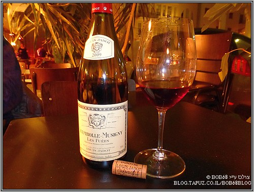 Louis Jadot Chambolle Musigny Les Fuees Premier Cru 2009
