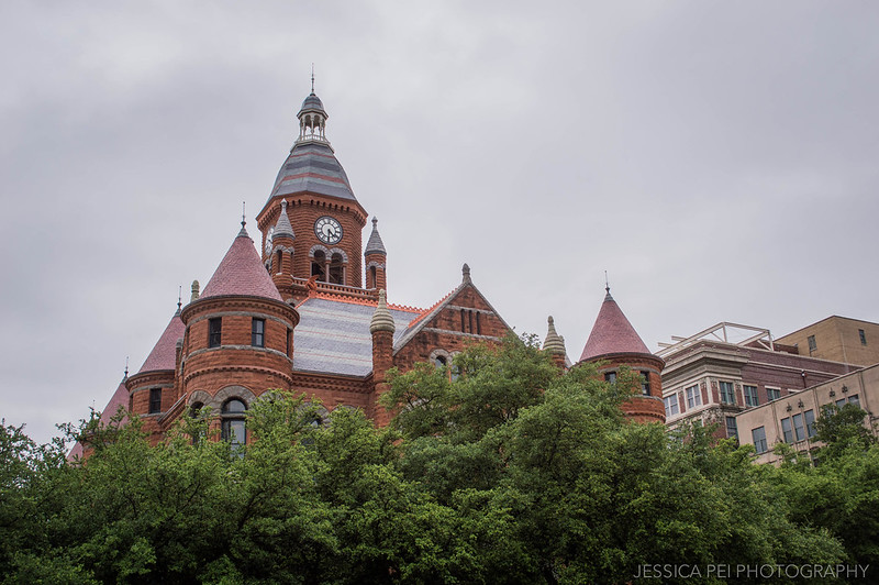 Old Red Courthouse Dallas