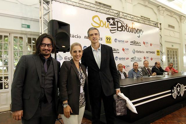 Entrevista Coletiva do Botafogo