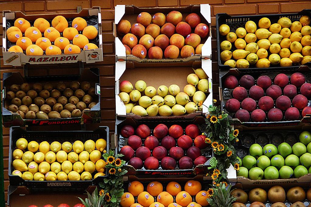 frutas selectas