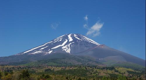 ★5月の富士山から・・・