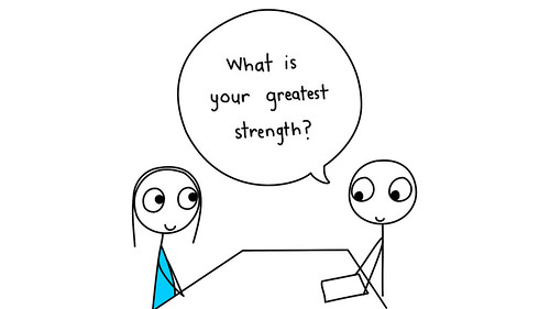 Job Interview Question: What Is Your Greatest Strength? | by thedailyenglishshow