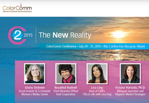 C2: The New Reality ColorComm Conference