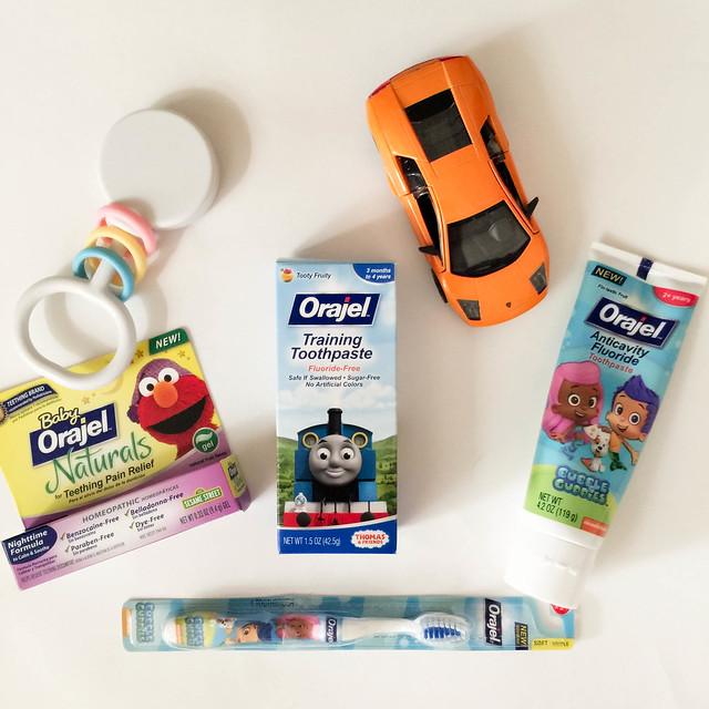 cute & little blog | celebrating #smilestones | from teething to toothbrushing