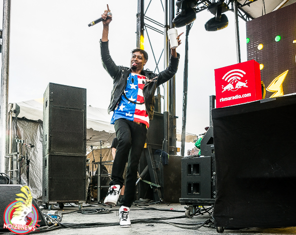 Movement 2015: Danny Brown, Eddie Fowlkes, Juan Atkins, Loco Dice, Dog Blood (Skrillex + Boys Noize