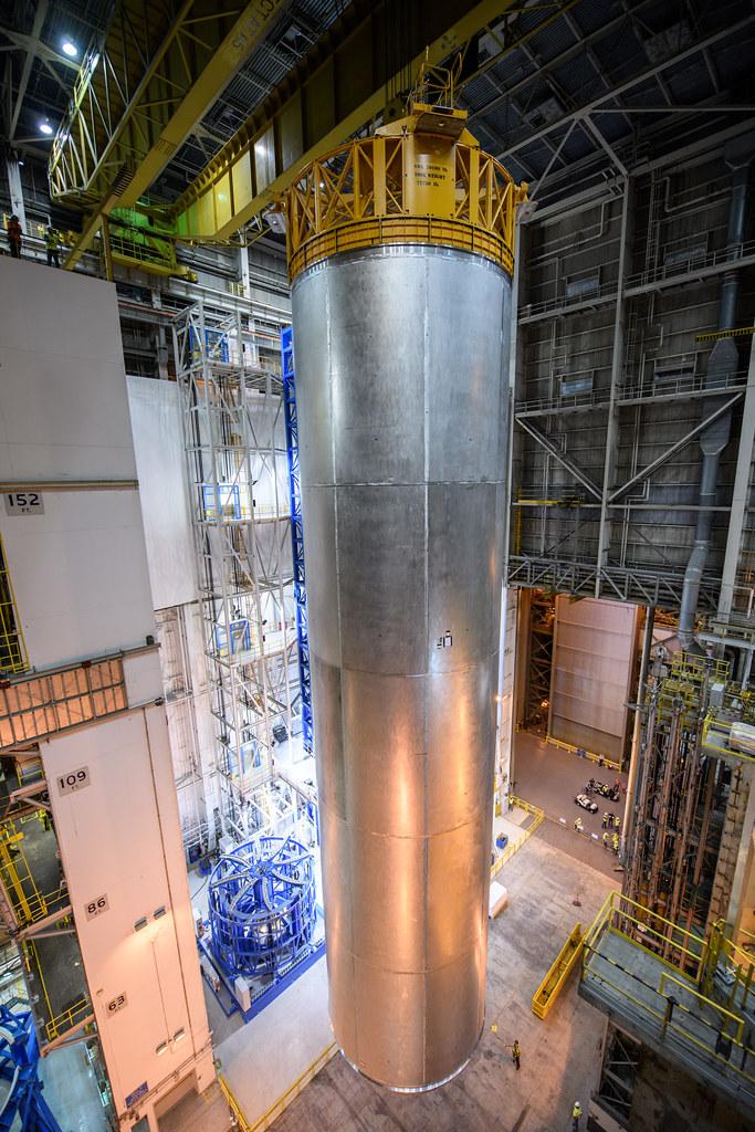 Liquid Hydrogen NASA Completes Welding...