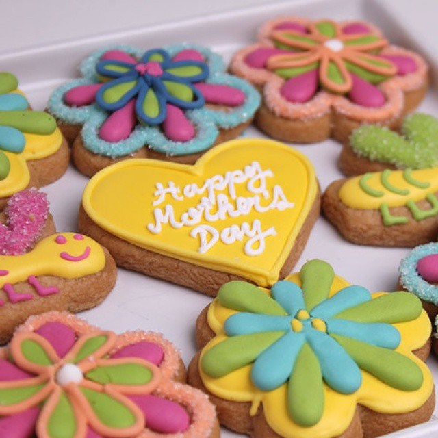 Edible Mother S Day Cake Decorations