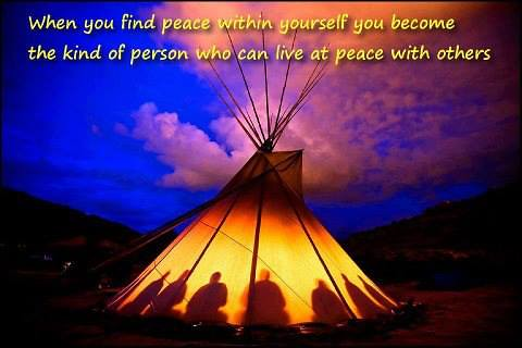 Image result for peace within