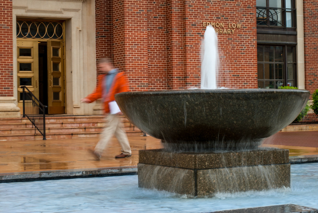 Fountain Stroll