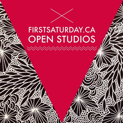 First Saturday Open Studios at The Leeway