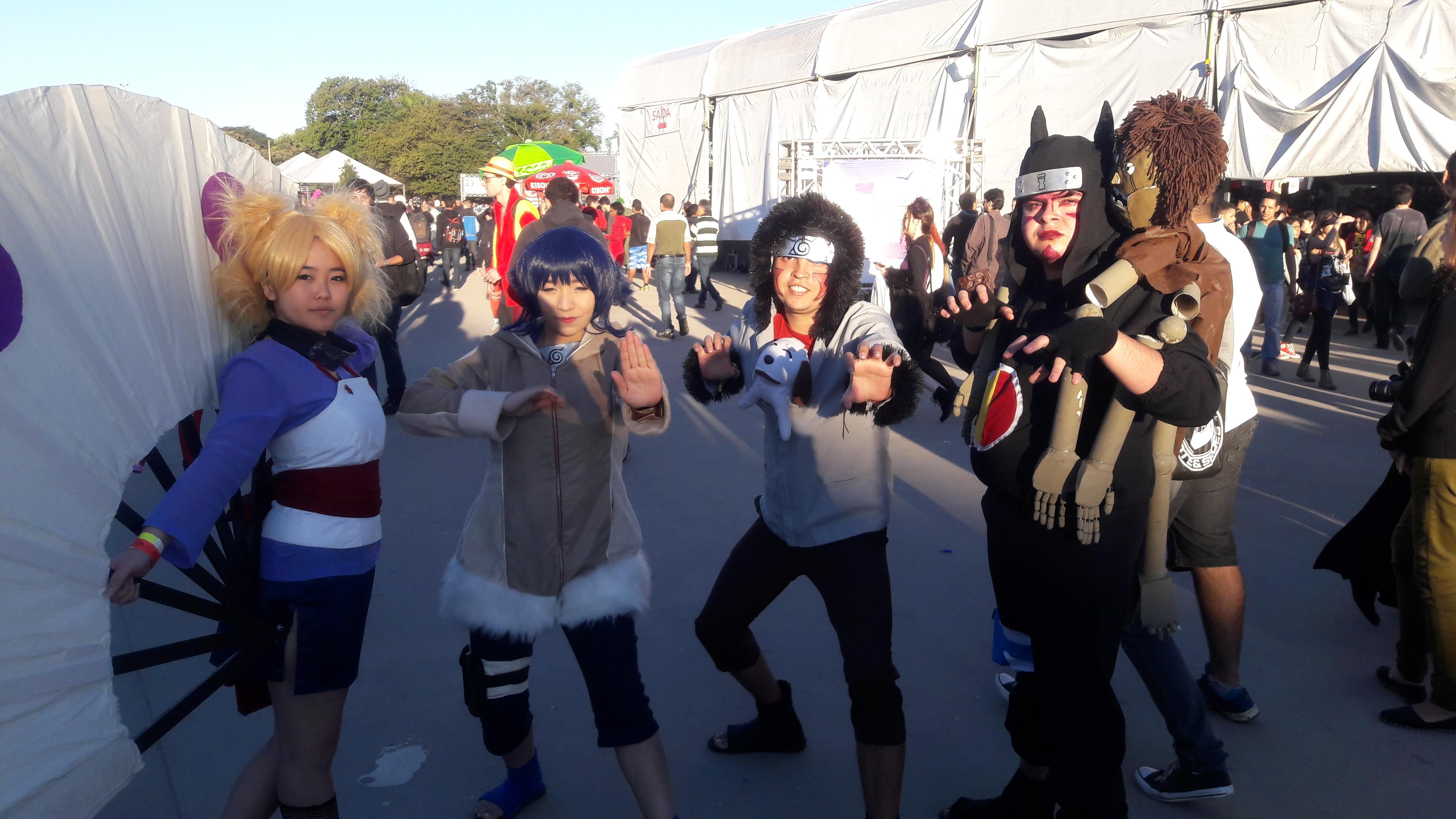 Acabou o Anime friends 2016 - Venha ver conosco como foi!