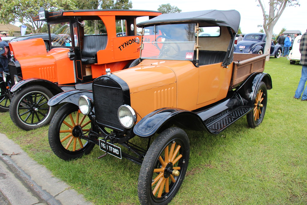 Electric Pickup Truck >> 1921 Ford Model T T3 Pickup | Model T Ford was built from 19… | Flickr