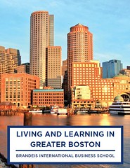 Living in Boston eBook from Brandeis International Business School