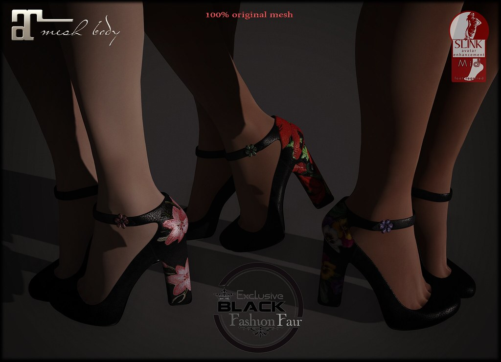UPDATE! Now also for Maitreya feet!