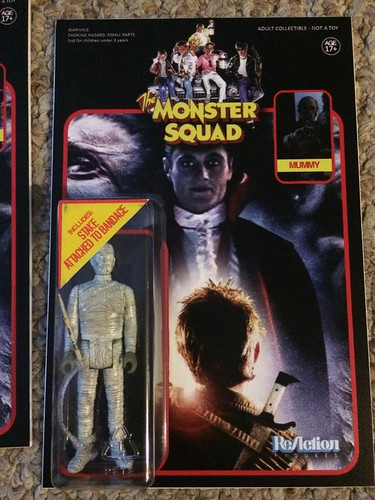 80s Customs - The Monster Squad The Mummy