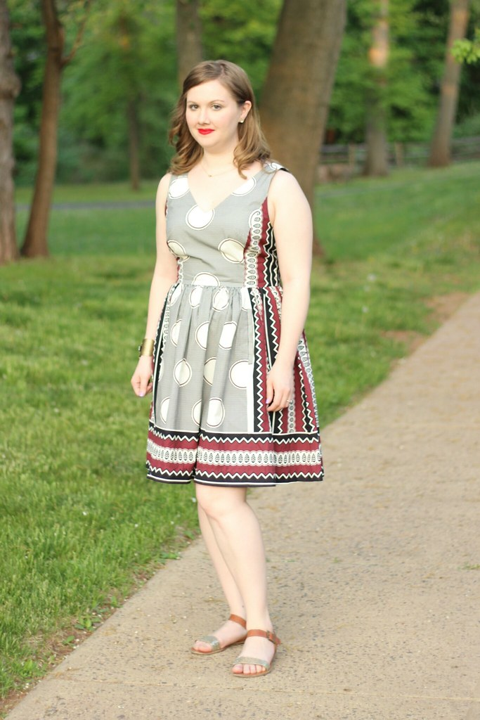 Anthropologie Moonsong Dress (5)