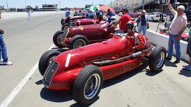 1939 Maserati 4 CL