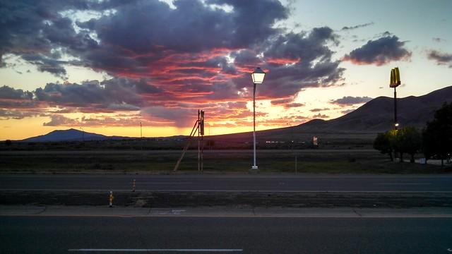 Winnemucca Sunset