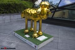 GOLDEN FLEECE No.50 - Shaun The Sheep - Shaun in the City - London - 150511 - Steven Gray - IMG_0258