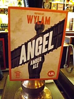 Wylam, Angel, England