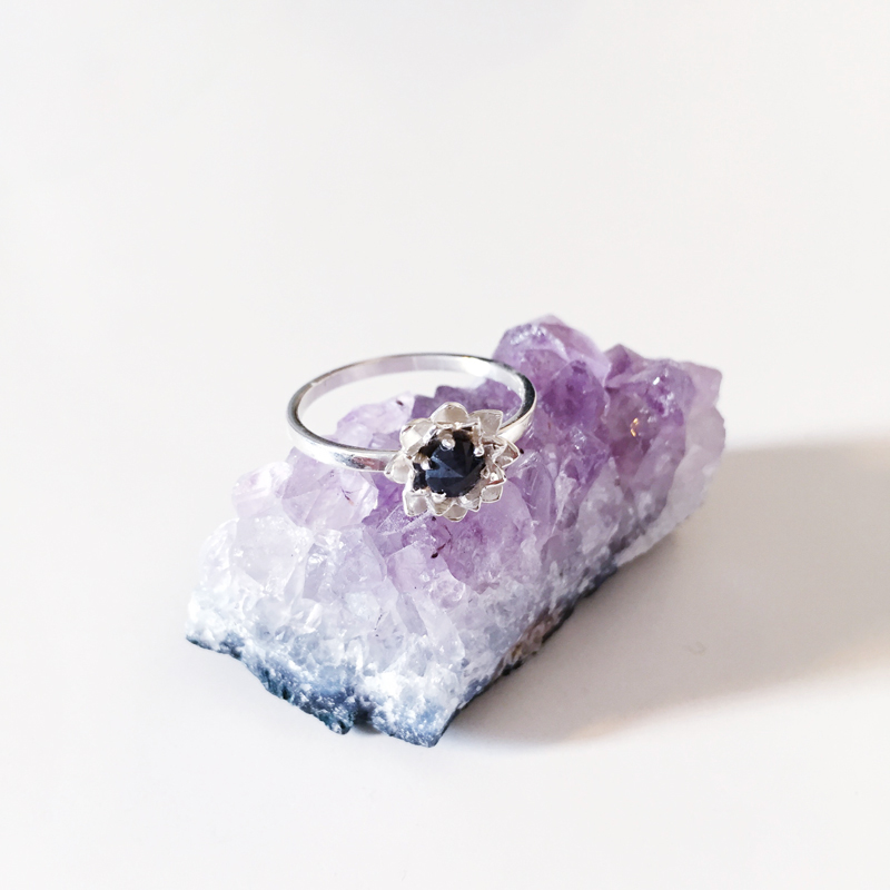 StolenInspiration.com | Blogger Giveaway | Kendra Alexandra | Win a Meadowlark Protea Stacker Ring