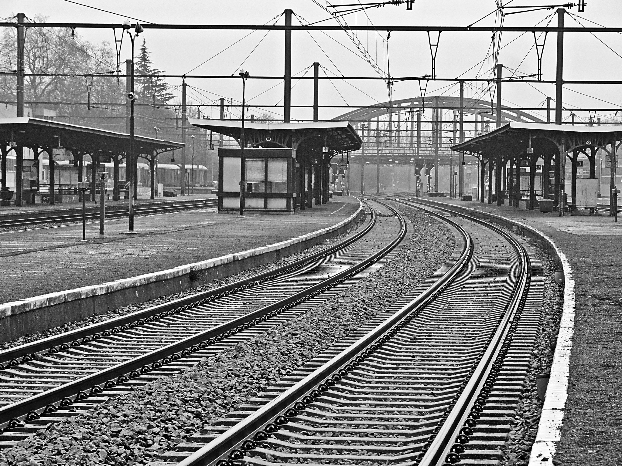 Dendermonde Station, Dendermonde, Belgium