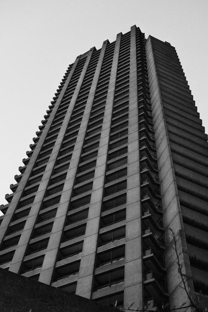 Barbican Brutalism I