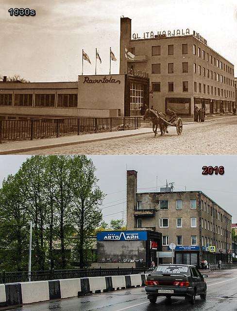 1930 Ita Karjala - вост кар кооп обво - 2016