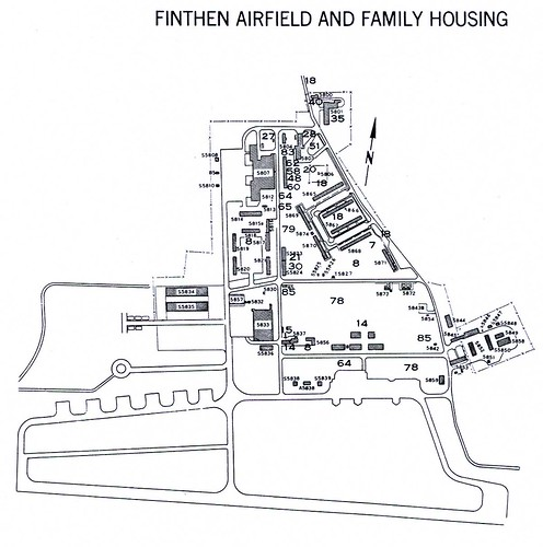 Finthen Army Airfield Overview
