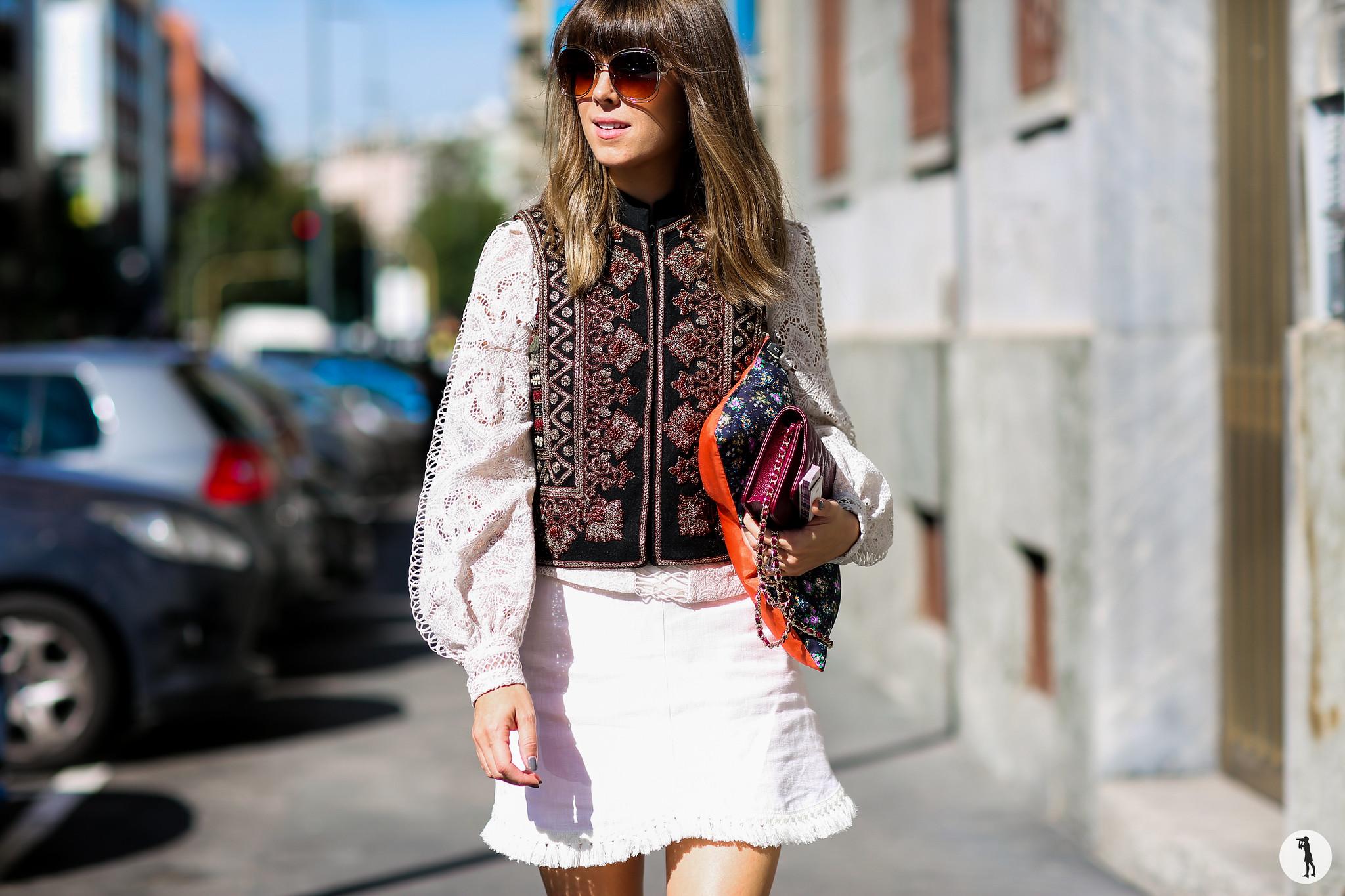 Street style at Milan Fashion Week-18