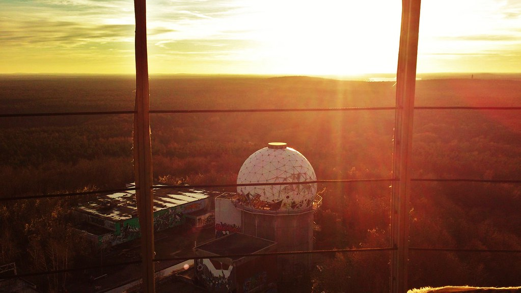 Teufelsberg listening station