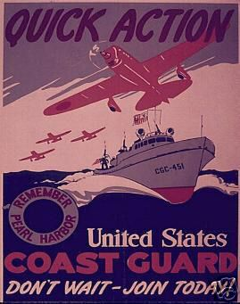 World War II Poster - Quick Action