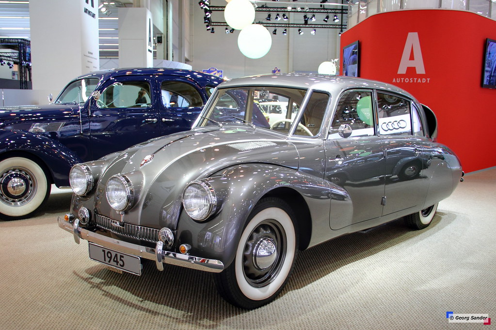 1937 - 1950 Tatra 87 | See more car pics on my facebook page… | Flickr