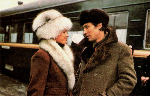 Oleg Yankovskiy and Galina Yatskina in Slovo dlya zashchity (1977)