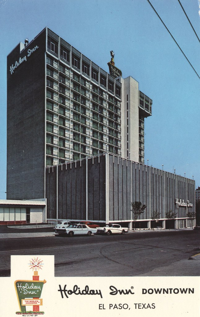Holiday Inn - El Paso, Texas