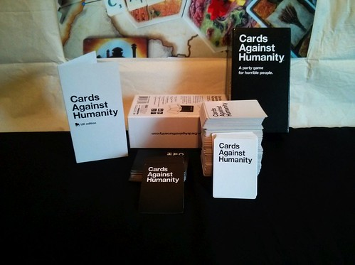 009 - Cards Against Humanity contents