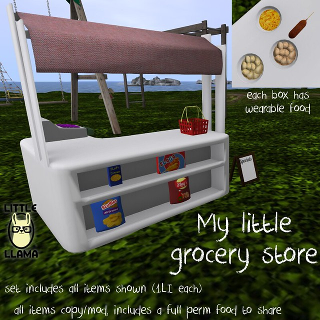 My Little Grocery Store