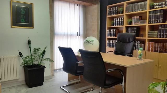 Nuevo despacho de representación de Tierra Coworking