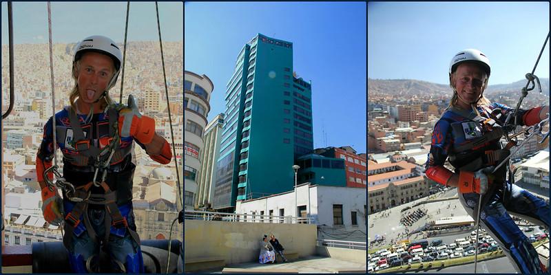 Urban Rush, La Paz