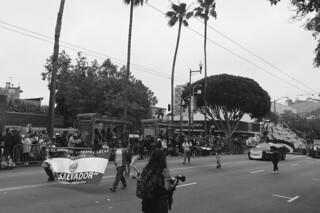 SF Carnaval 2015 - El Salvador contingent