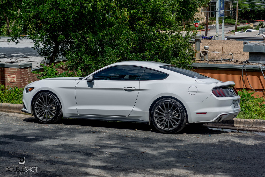 "2015 Mustang Wheels >> 2015 Ford Mustang V6 TSW Alloy ""Chicane"" 20"" Wheels 