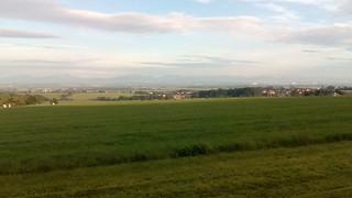 Beskydy from Klimovice (Koenigsberg)
