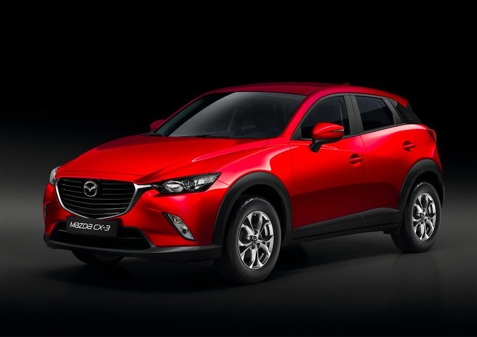 都會跑旅MAZDA CX-3尊貴型追加登場,提供消費者更多元的選擇