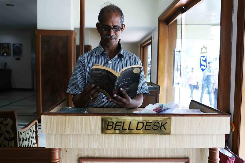 City Landmark - Arundhati Roy's Hotel, Cochin