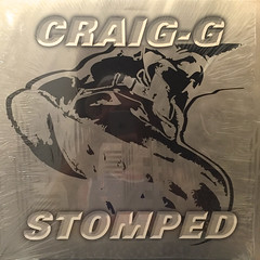 CRAIG G:STOMPED(JACKET A)