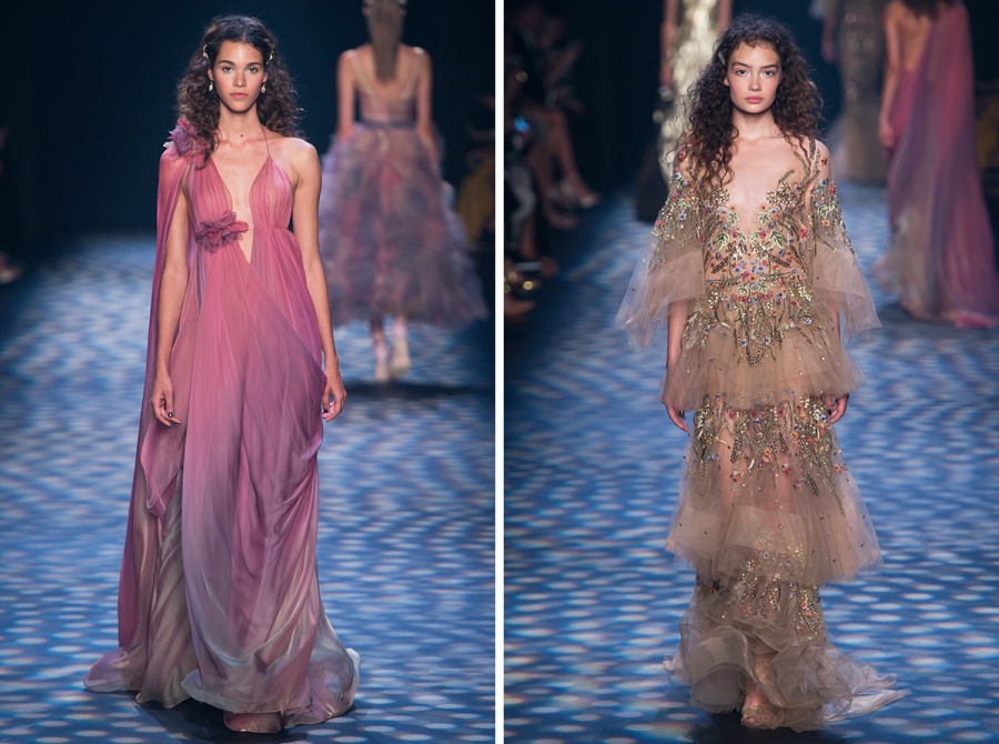 Marchesa Spring 2017 Collection