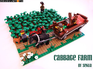 Cabbage Farm | by SEKUAcreations