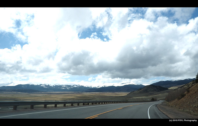 Road trip through Colorado