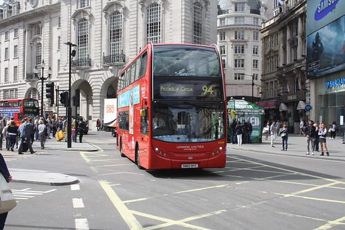 London United ADH8 SN60BYC