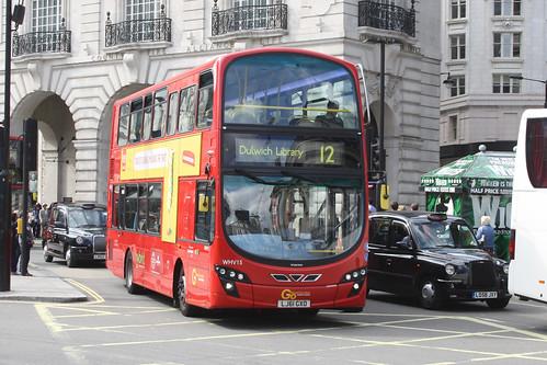 London Central WHV15 LJ61GXO